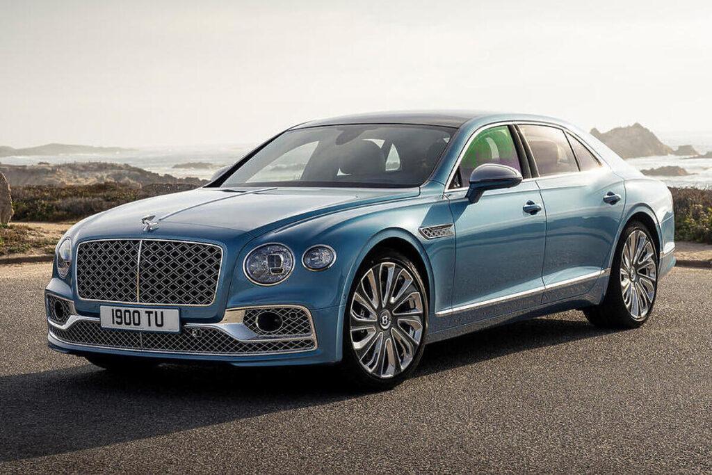 Bentley Flying Spur Mulliner zaprezentowany jako luksusowe wcielenie