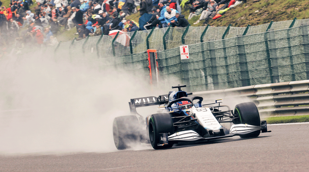 Russell nie będzie kalkulował w wyścigu o GP Belgii