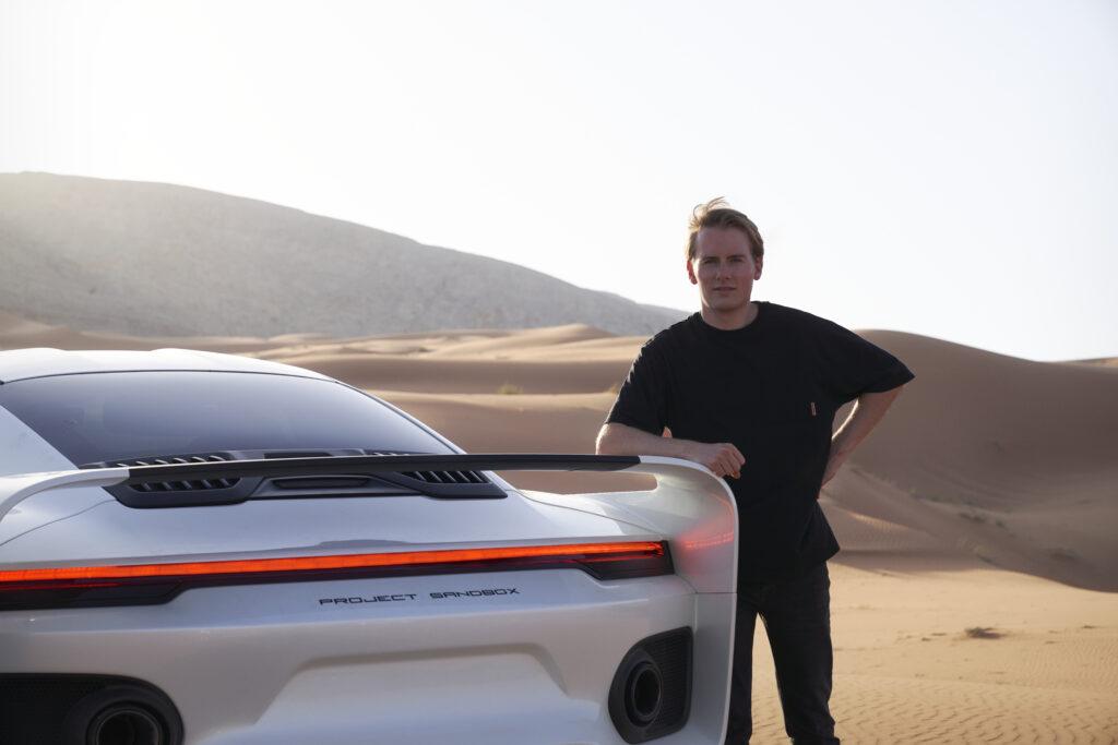 Marc Philipp Gemballa przegrywa spór o nazwisko z firmą nieżyjącego ojca