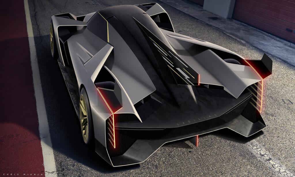Cadillac LMDh