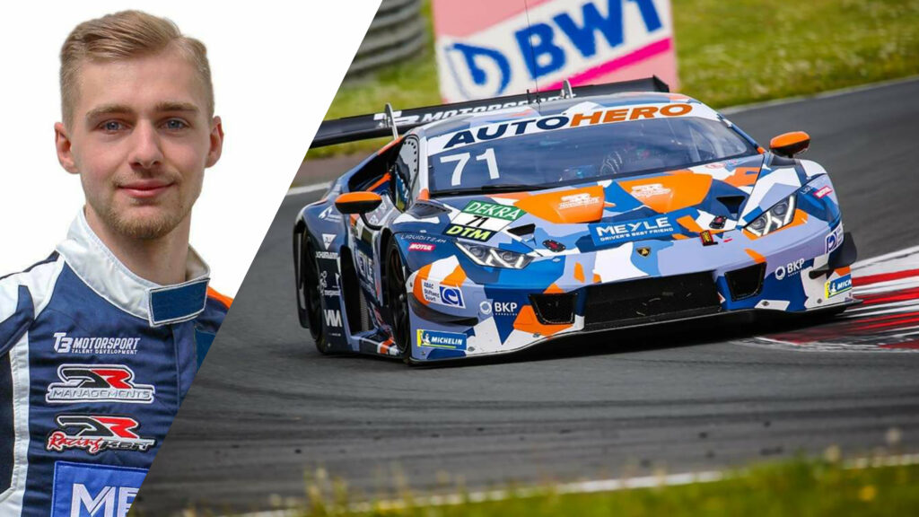 T3 Motorsport wystawi trzecie Lamborghini w DTM na Red Bull Ringu