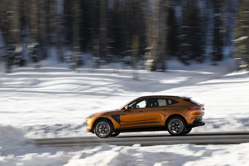 Aston Martin może zaprezentować aż 6 wersji modelu DBX do 2024 roku