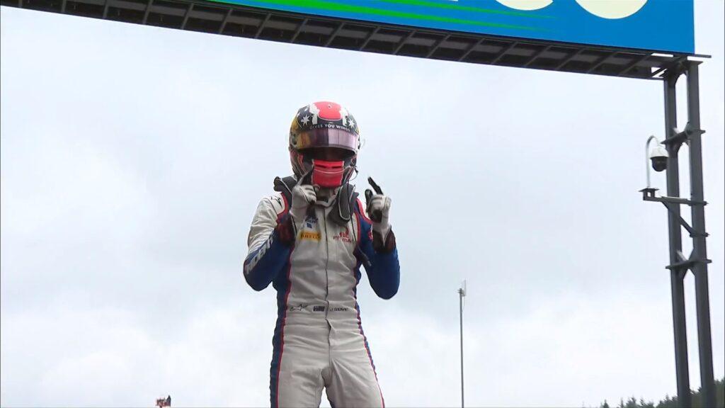 F3: Jack Doohan ponownie wygrywa na torze Spa-Franchorchamps