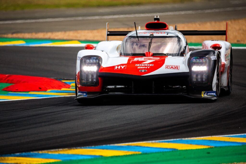 24h Le Mans: Środowe treningi i kwalifikacje dla Toyoty Gazoo Racing