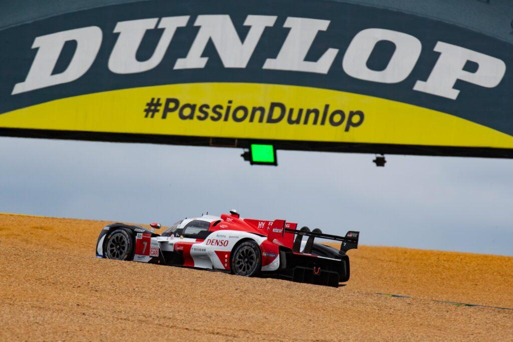 24h Le Mans: Toyota ze zmiennym szczęściem w trzecim treningu