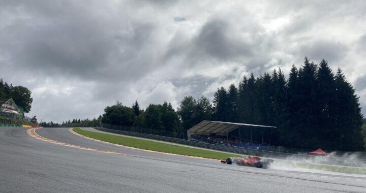GP Belgii pod lupą – weekend Formuły 1 z perspektywy kibica na torze