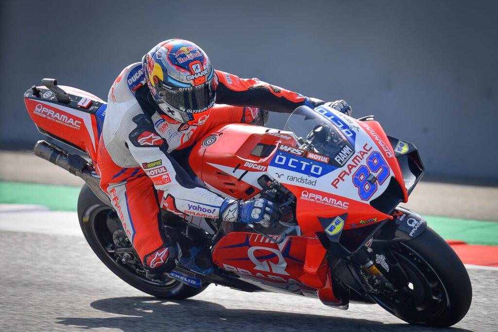 Jorge Martin wygrywa kwalifikacje do Grand Prix Austrii