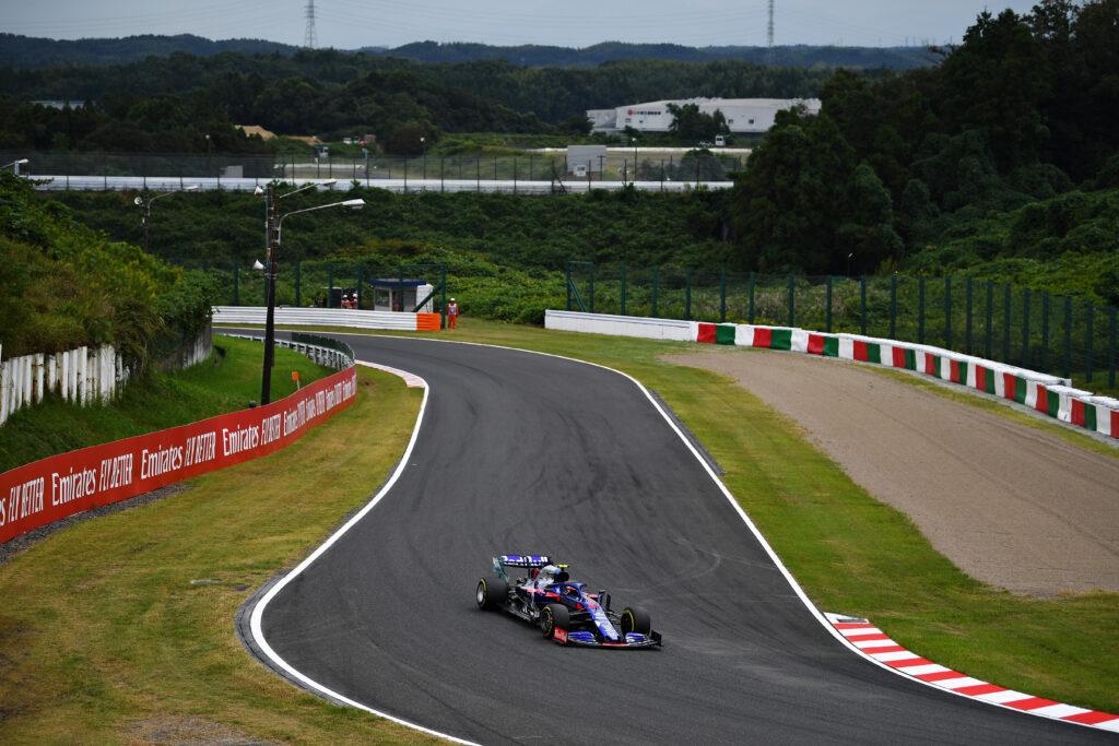 Grand Prix Japonii odwołane ze względu na pandemię COVID-19