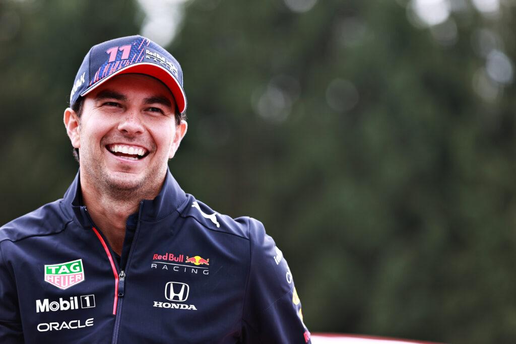 Sergio Perez zostaje w Red Bull Racing na sezon 2022