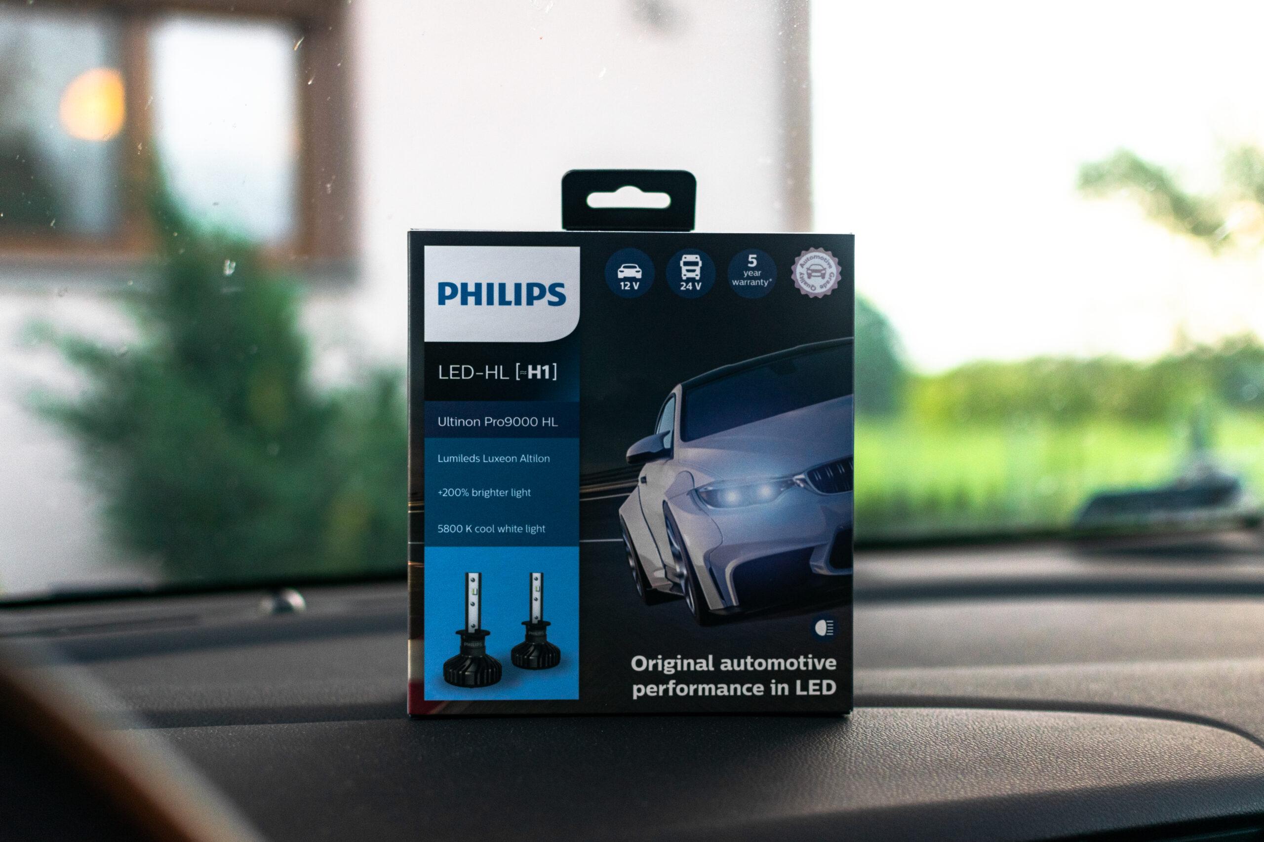 PHILIPS Ultinon Pro9000 LED