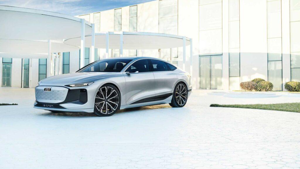 Audi A6 E-Tron zadebiutuje prawdopodobnie w 2022 roku