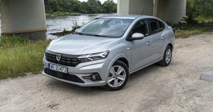 #TEST – Dacia Logan Comfort TCe 100 LPG – oszczędnie bez poświęceń