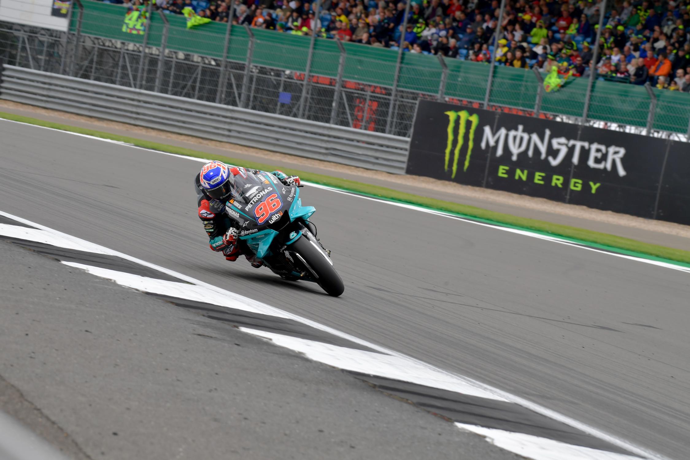 Jake Dixon Petronas Yamaha