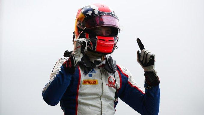 Jack Doohan wygrywa drugi wyścig na torze Spa-Franchorchamps