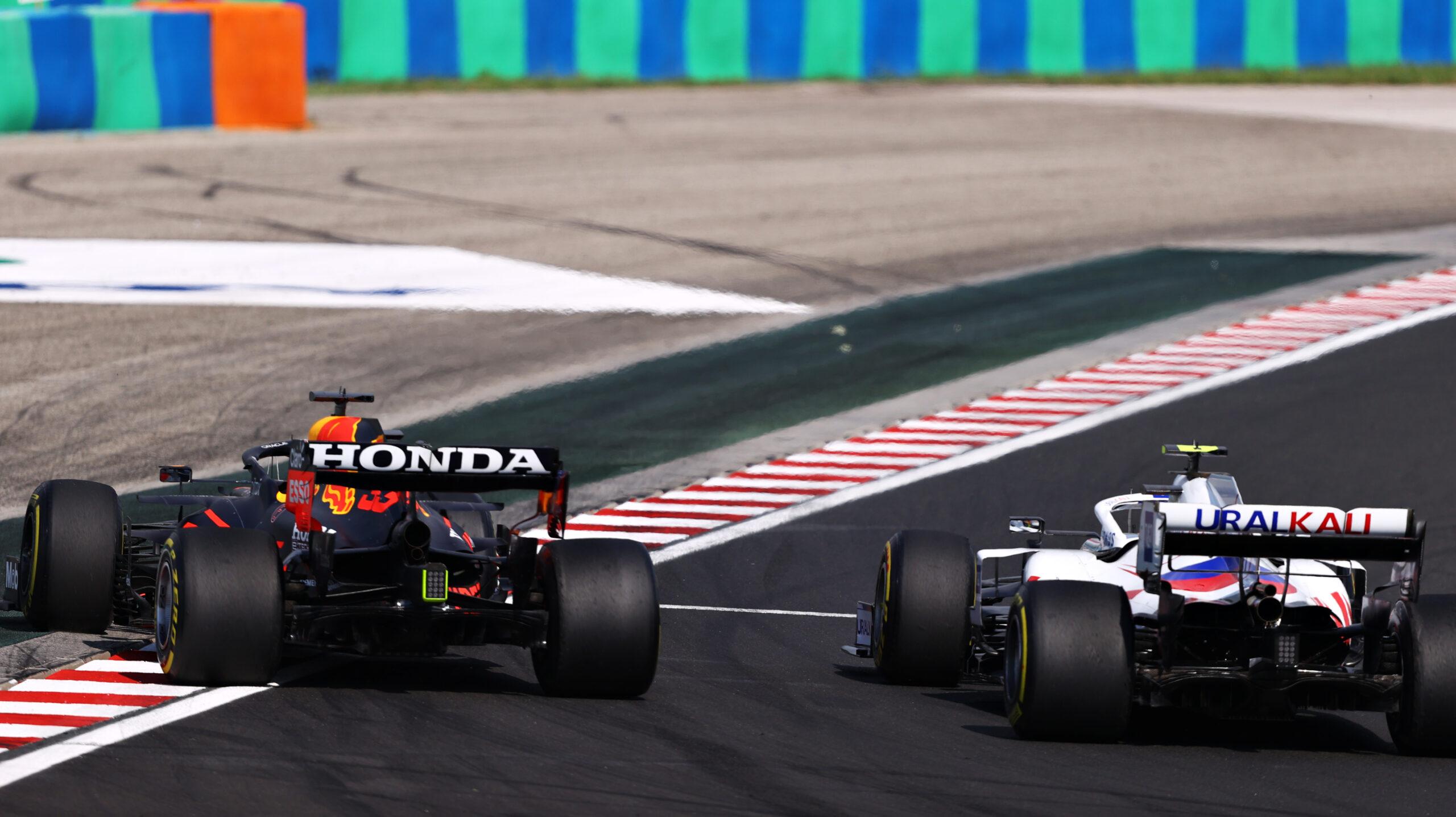 Max Verstappen, Mick Schumacher