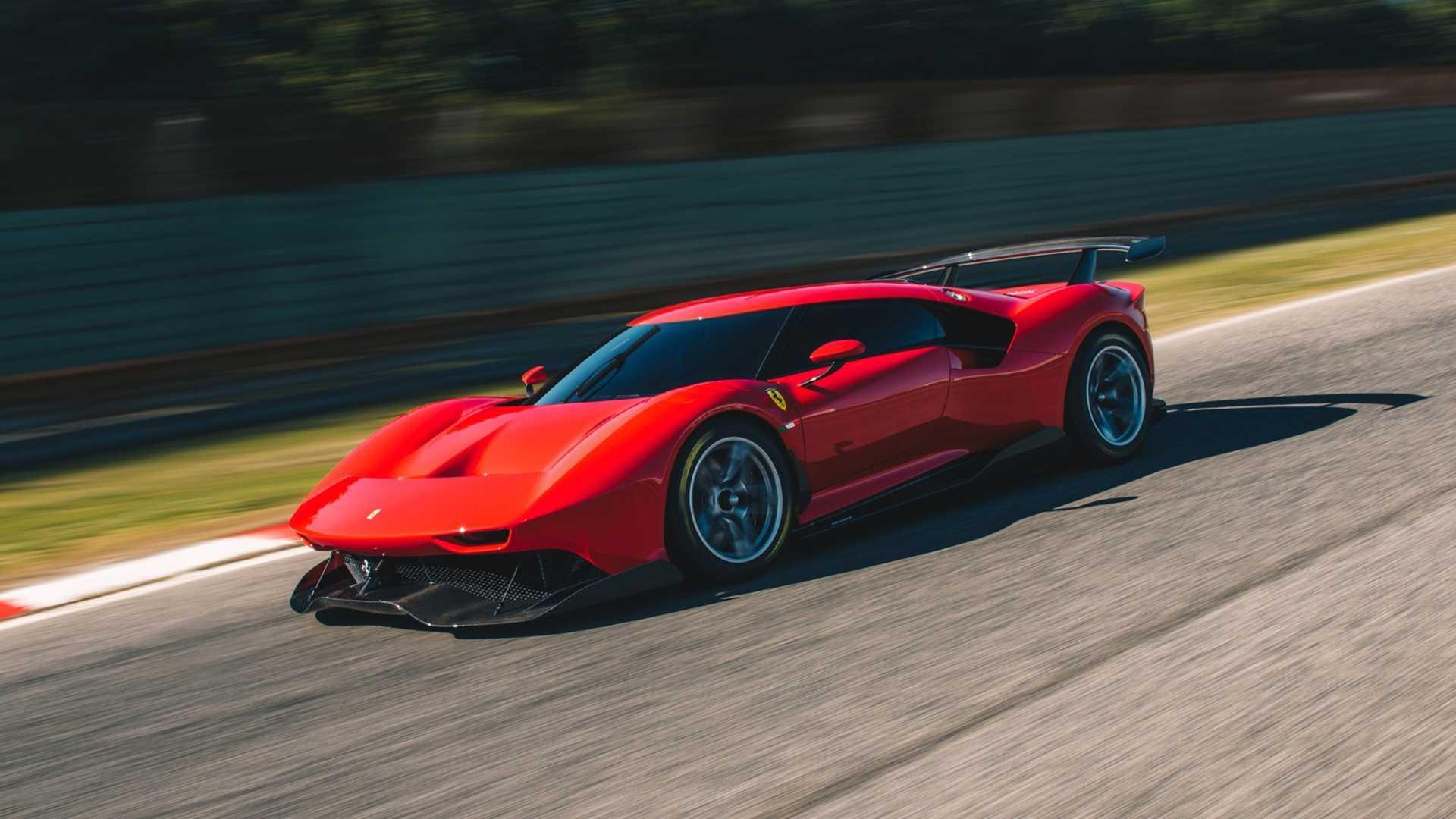 Ferrari SP48 Unica