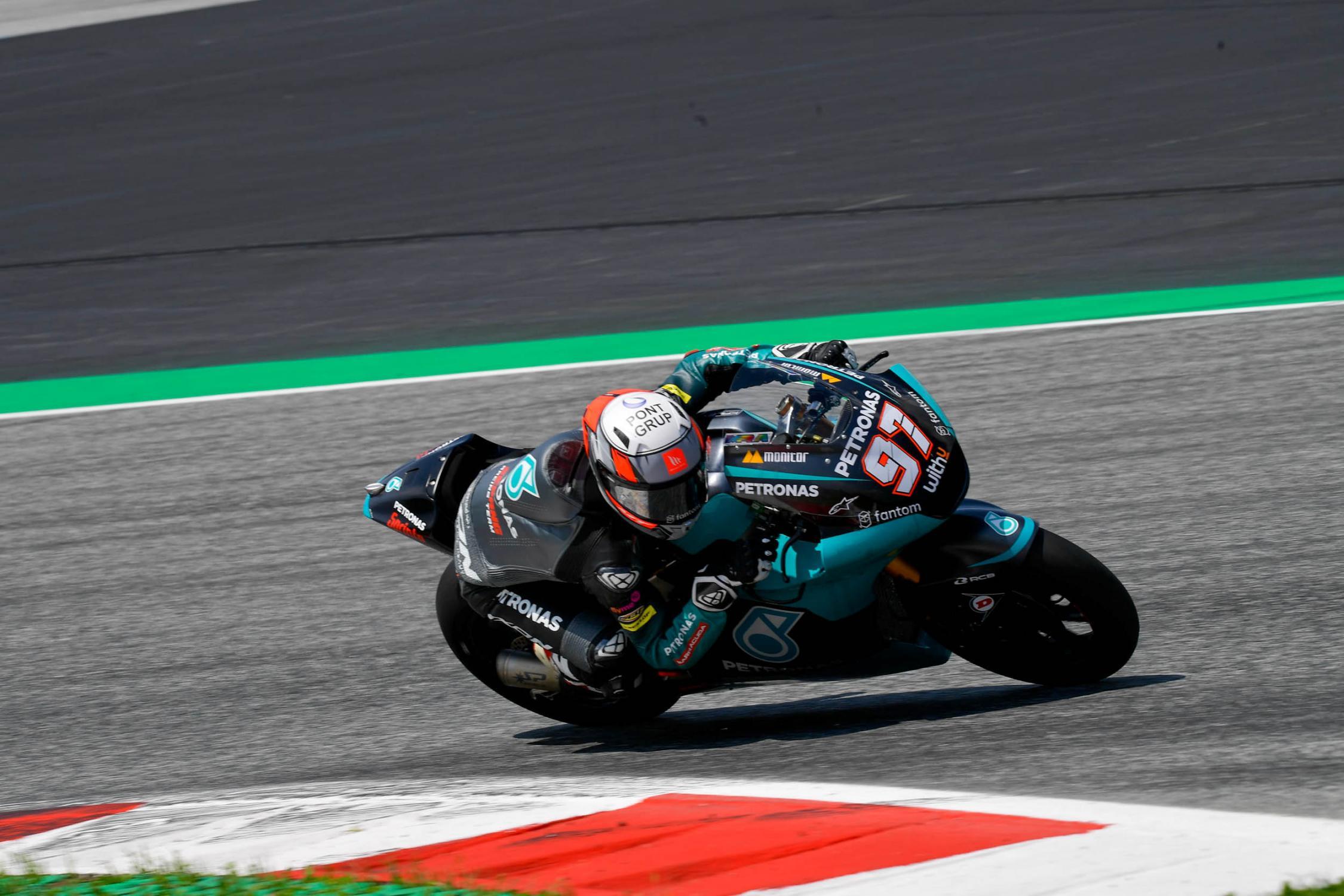 Xavi Vierge Petronas Sprinta Racing