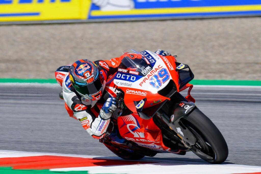 Jorge Martin sensacyjnym zdobywcą Pole Position przed GP Styrii