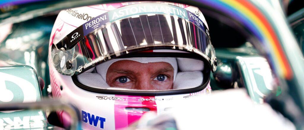 """Vettel: """"Decyzja o rozpoczęciu Q3 w takich warunkach była błędem"""""""
