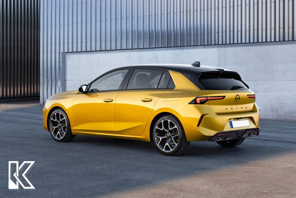 Opel Astra OPC 2022 – powstanie, aby pokonać Golfa?