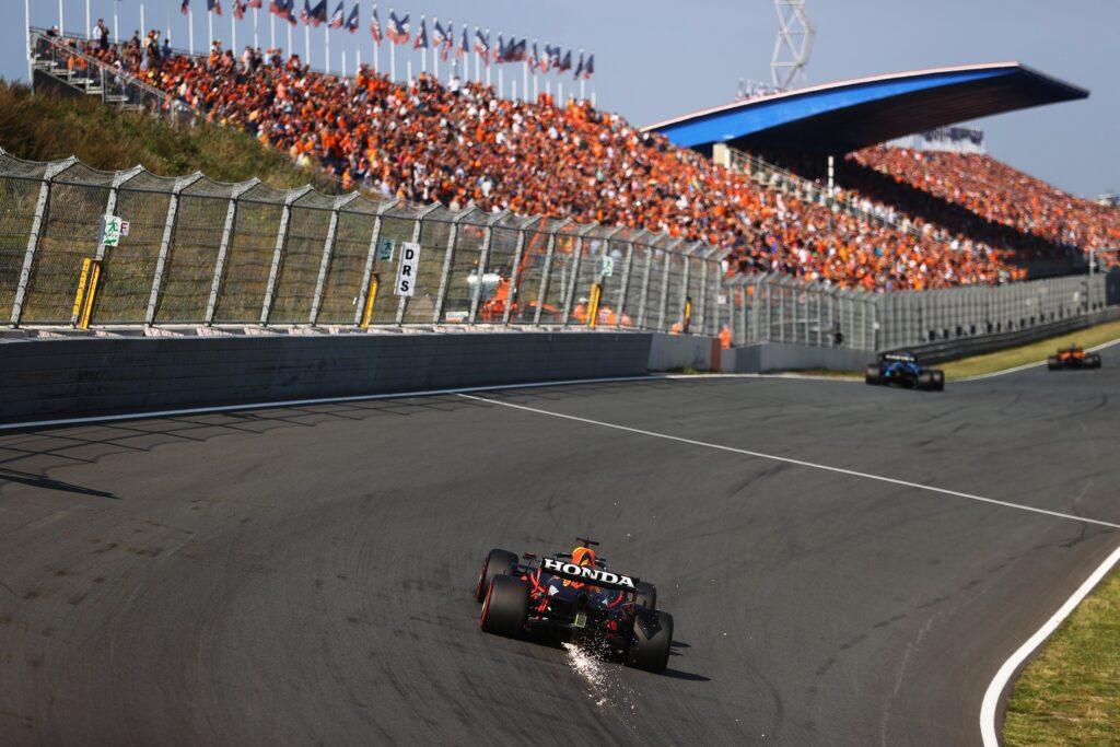 GP Holandii: Max Verstappen z najlepszym czasem w trzecim treningu