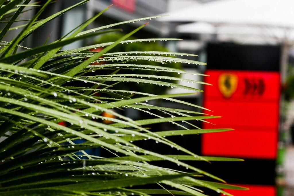 Deszczowa sobota podczas Grand Prix Rosji
