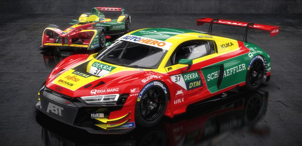 Lucas di Grassi wystąpi w ostatnich dwóch rundach sezonu DTM