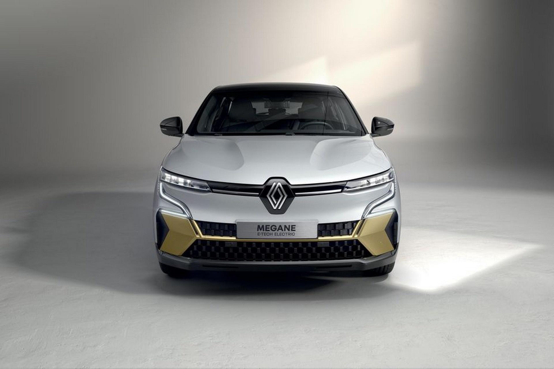 Futurystyczne Renault Megane E-Tech Electric oficjalnie zaprezentowane