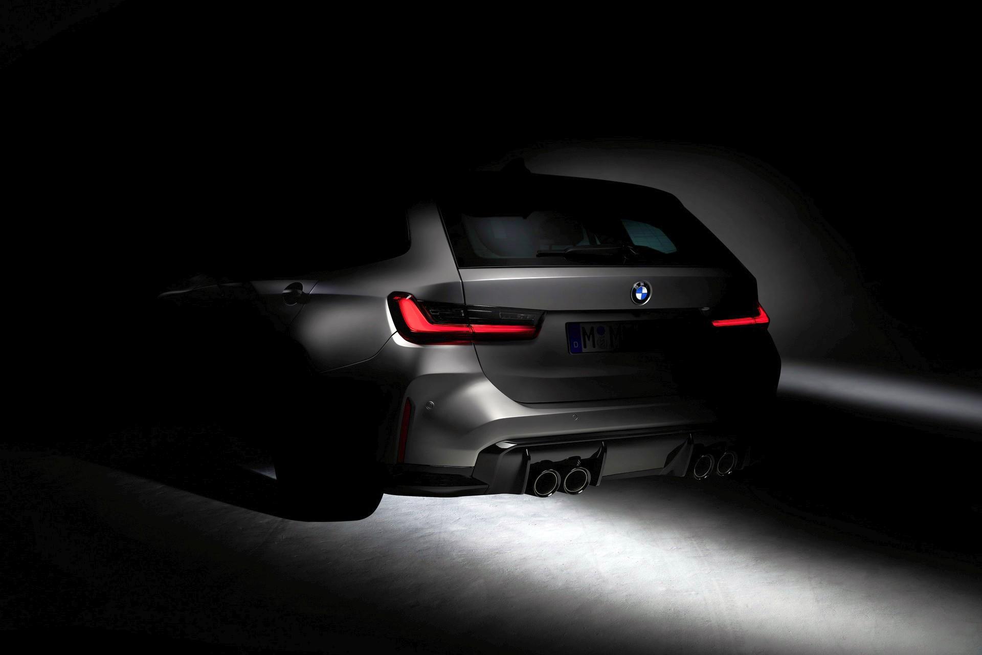 BMW M3 Touring zauważony w czasie testów - oficjalny debiut niedługo