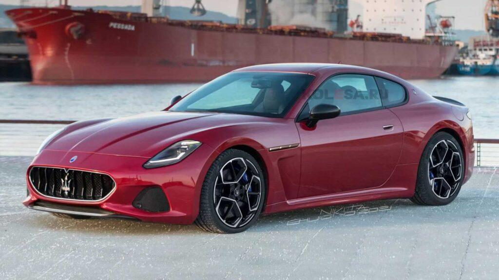 Maserati GranTurismo 2022 – tak będzie wyglądała kolejna generacja