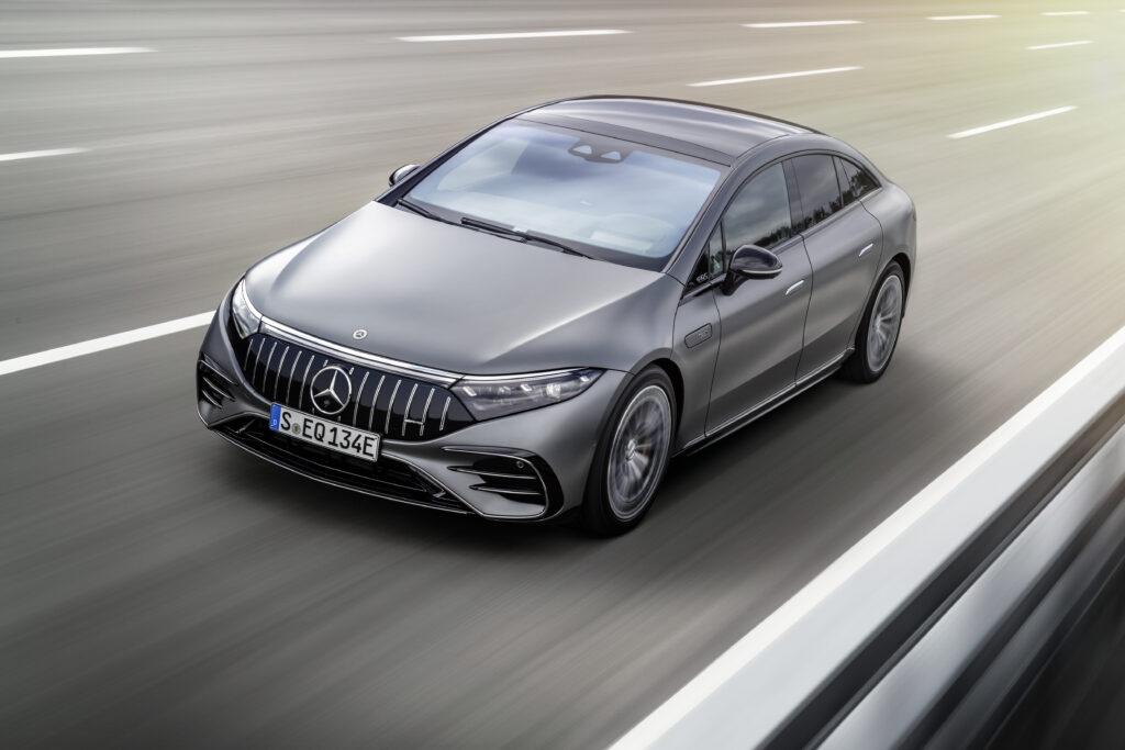 Premiera Mercedes-AMG EQS 53 – ogromna moc i kontrowersyjny wygląd