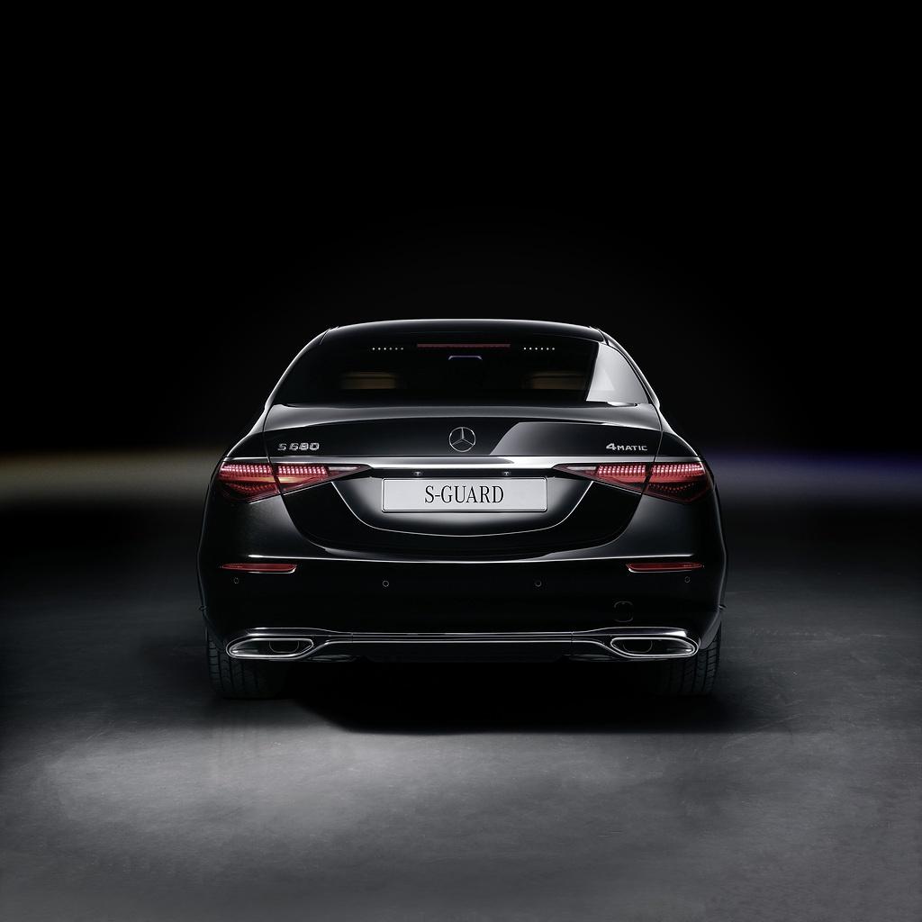 Opancerzony Mercedes S680 Guard 4Matic oficjalnie zaprezentowany