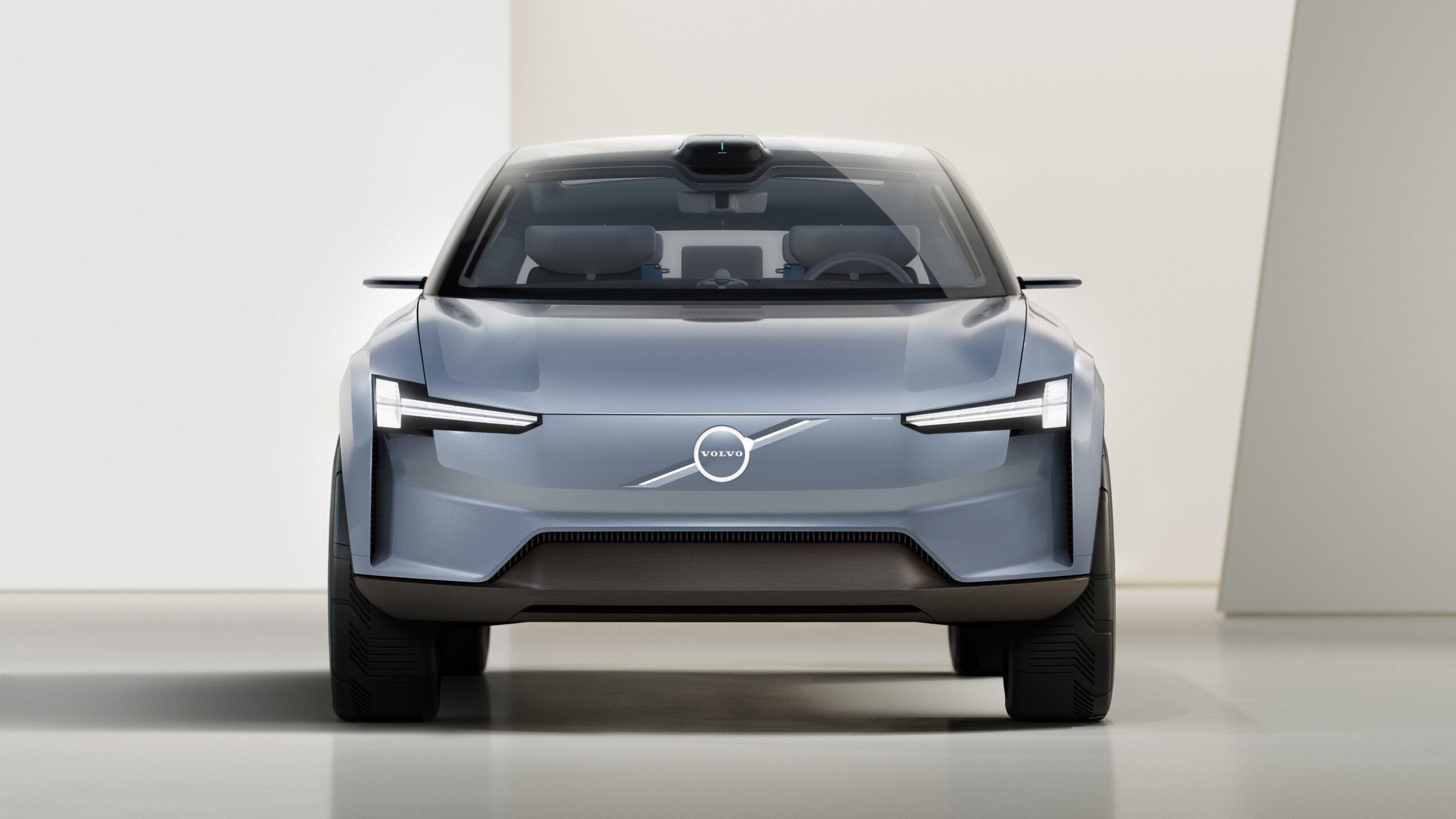 Volvo zmienia swoje logo. Nowe jest znacznie prostsze i minimalistyczne