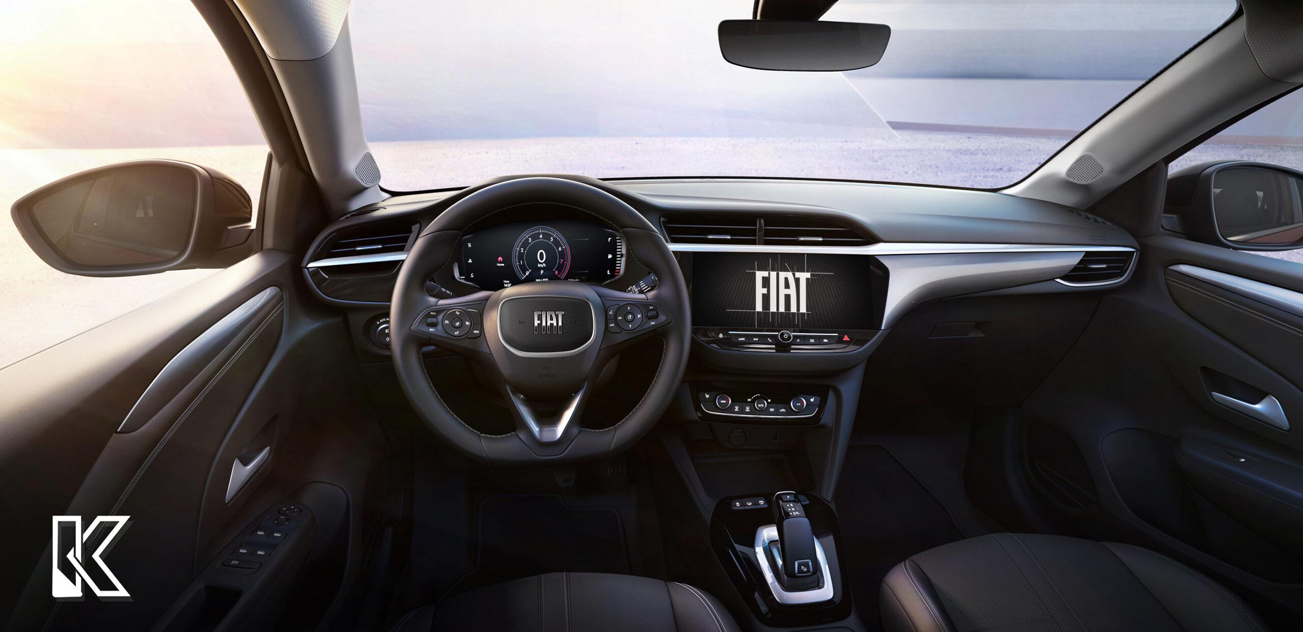 Fiat Punto 2024