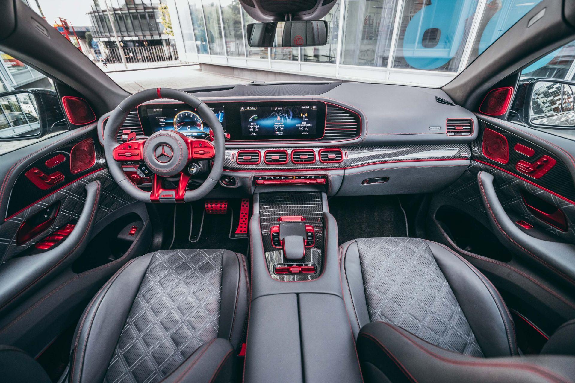 Brabus 900 oparty na Mercedesie GLE Coupe to najszybszy SUV świata