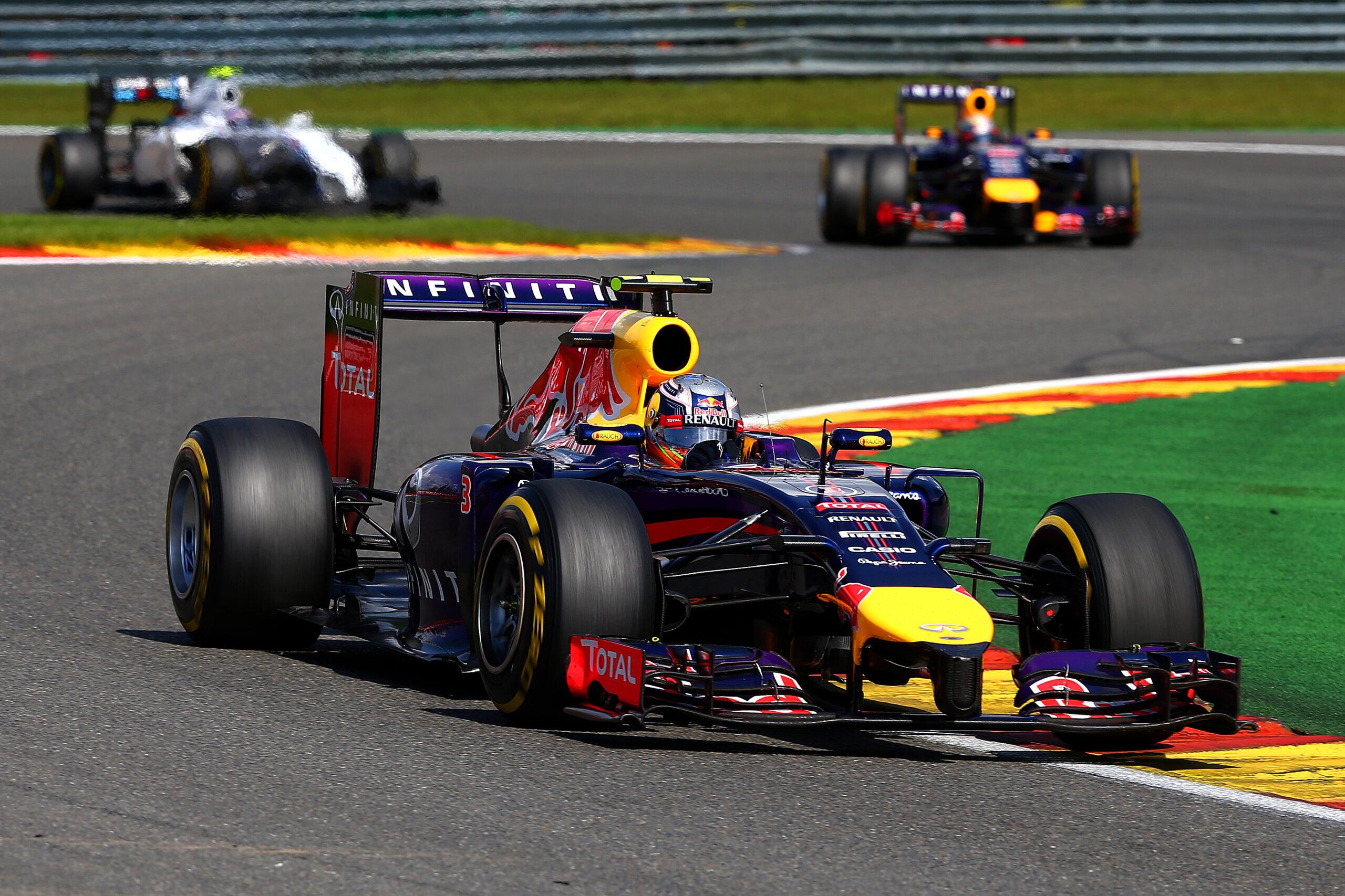 Formuła 1; GP Belgii 2014