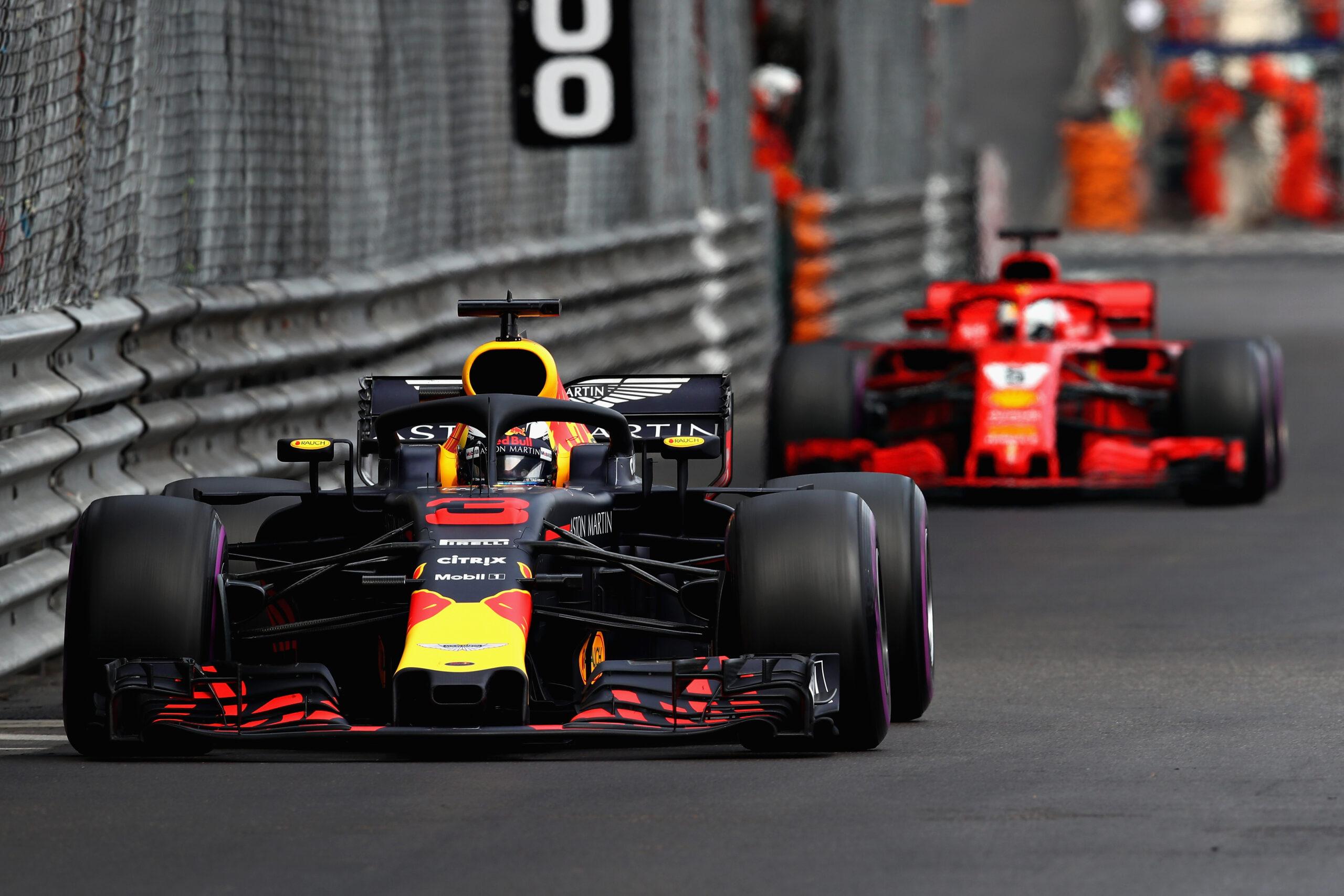 GP Monako 2018