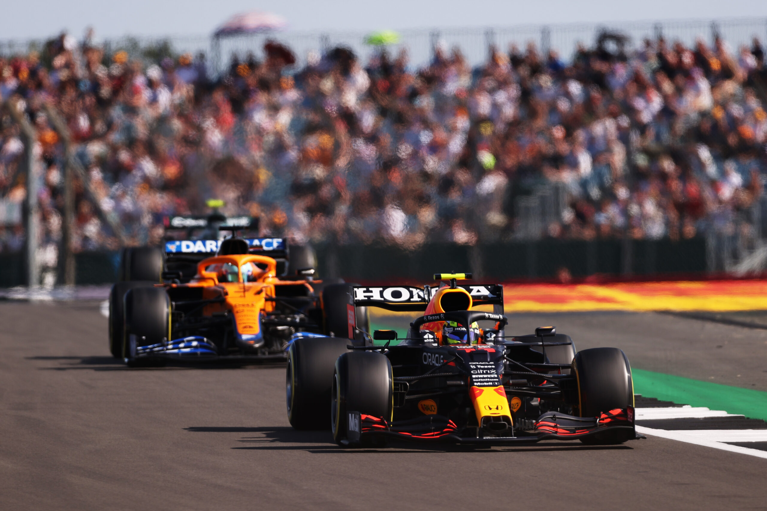 Sergio Perez; Daniel Ricciardo