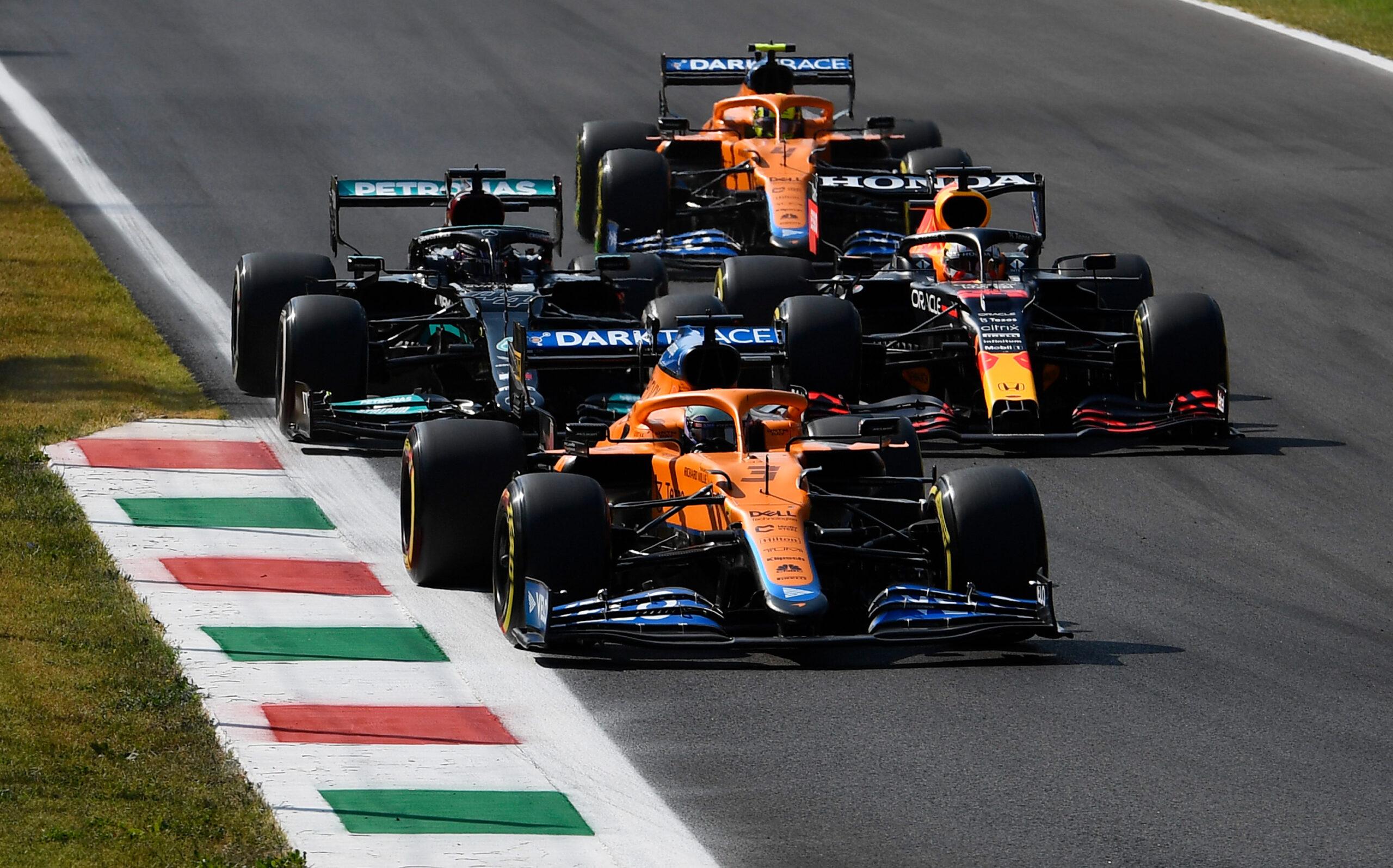 GP Włoch 2021