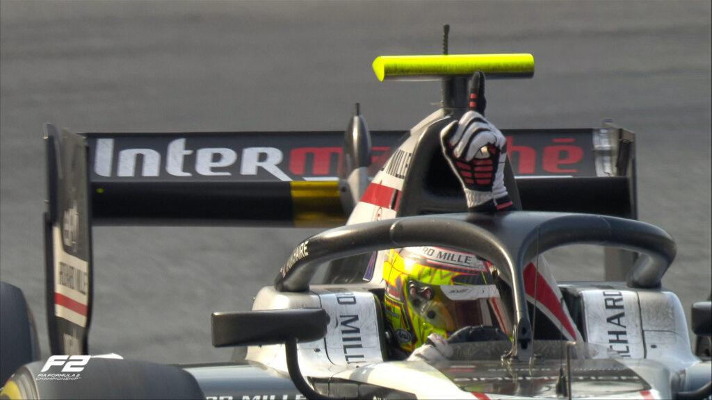 Theo Pourchaire wygrywa pierwszy wyścig na torze Monza