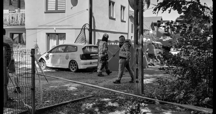 Rajd Śląska: Wypadek załogi numer 40 – Rajd zakończony!