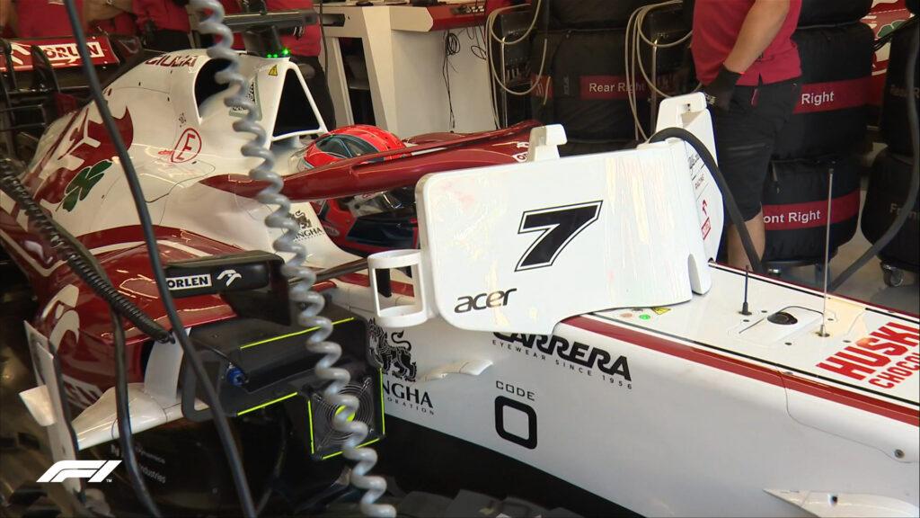 Polak w trakcie FP3 przed Grand Prix Holandii
