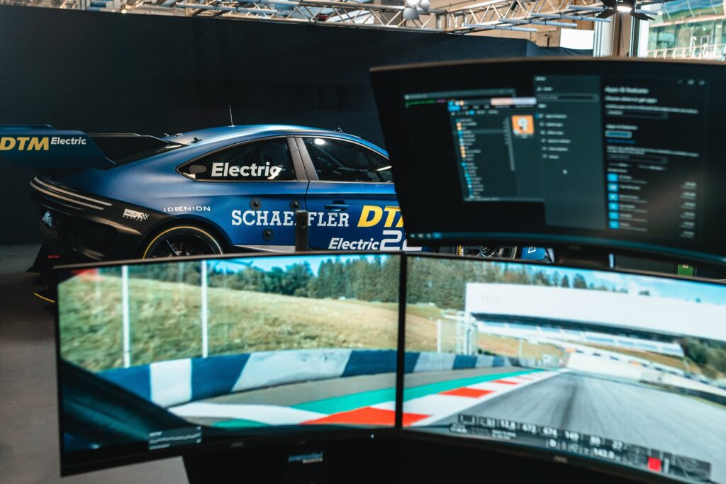 DTM i pomysł na przyszłość motorsportu – zdalnie sterowane wyścigówki