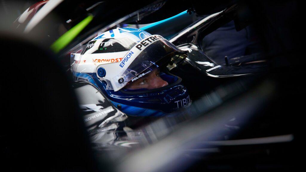 Valtteri Bottas wygrywa kwalifikacje do sprintu przed Grand Prix Włoch
