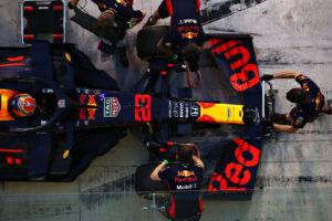 Alex Albon z opcjami powrotu do Red Bulla w 2023 roku
