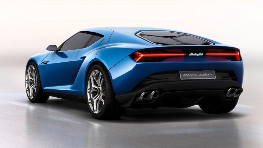 Lamborghini wprowadzi całkowicie elektryczny model GT 2+2 w 2027 roku