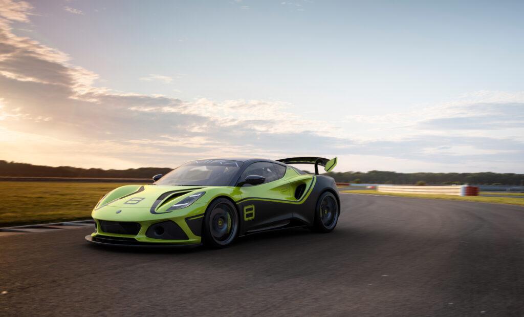 Lotus Emira GT4 – ostatni spalinowy samochód wyścigowy marki?