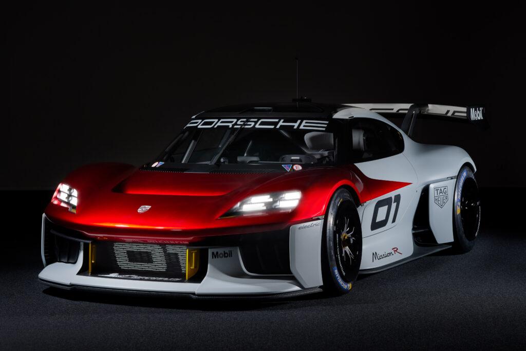 Porsche 718 Cayman i Boxster w 2025 staną się elektrycznymi modelami