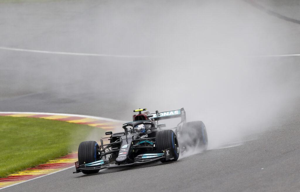Fin podczas tegorocznego Grand Prix Belgii