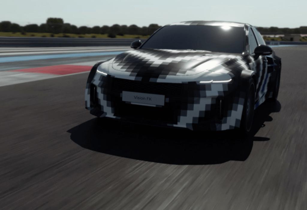 Hyundai i romans z wodorem – Vision FK i projekt Hydrogen Vision 2040